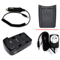Canon BP-214 Haldex Charger Kit